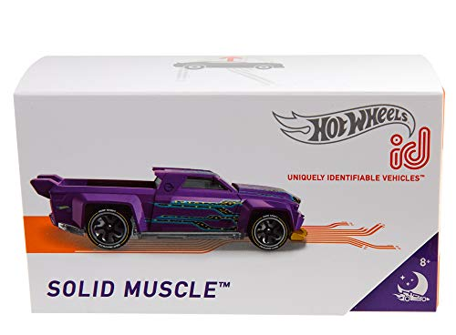 Hot Wheels Solid Muscl