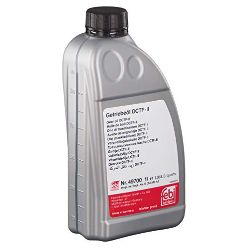 febi bilstein 49700 Getriebeöl für Direktschaltgetriebe (DCTF-2) , 1 Liter