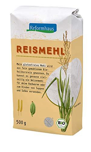 Reformhaus Reismehl aus Weißreis, 500 g