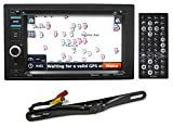 Boss BV9382NV 6.2' Car DVD GPS Navigation Bluetooth Receiver w/USB+Backup Camera