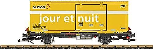 LGB 47894 - RhB Post Containertragwagen EP. V