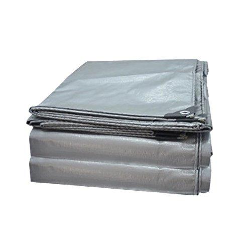 QX Pengbu IAIZI regenzeil 180 g/m2 verdikte zilveren polyethyleen auto in de buitenlucht regendicht zeil impregneerdoek plastic zonnescherm doek