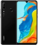 HUAWEI P30 lite 64 GB Dual SIM Midnight Black EU [15,62 cm (6,15'), display LCD IPS, Android 9.0, Tripla fotocamera da 24 MP