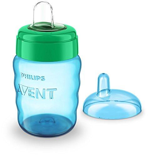 Philips AVENT SCF553/15 - Bebidas para niños, color azul con verde
