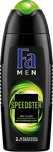 FA MEN 2in1 Duschgel Speedster mit Taurin und aktivierendem Duft, 1er Pack (1 x 250 ml)