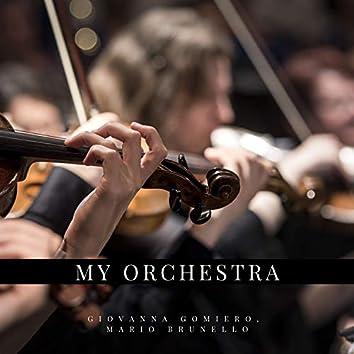 My Orchestra - Giovanna Gomiero - Mario Brunello