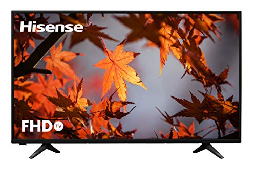 Hisense H39A5100, TV Full HD, Motion Picture Enhancer, Clean View, DVB-T2 + S2, USB Media, HDMI, Natural Color Enhancer, Clear Sound, USB/Ethernet/USB, 39