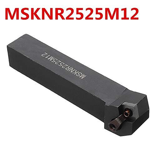 Great Deal! Nrthtri smt Machifit 75 Degree MSKNR1616H12 MSKNR2020K12 MSKNR2525M12 Lathe Turning Tool...