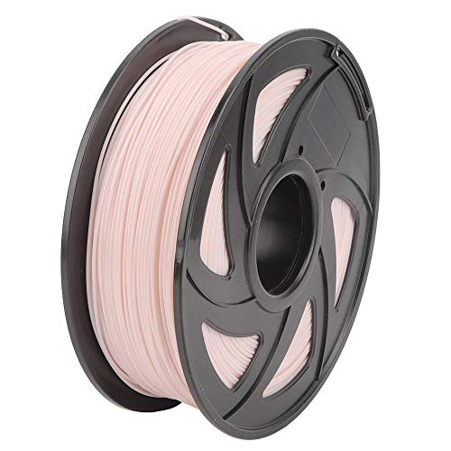 3D Printing Filament 1.75mm PLA, 3D Printer Filament 1KG Long Skin Color, PLA Filament 3D Printer Accessories for Home Decoration, Toys and Gifts