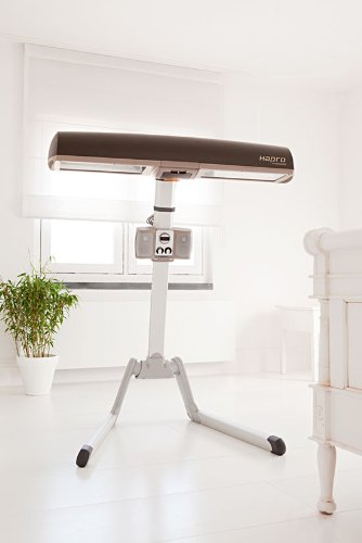 Solarium Hapro Innergize HP 8550 – (HPA & IR, 300 W, 2-teilig)