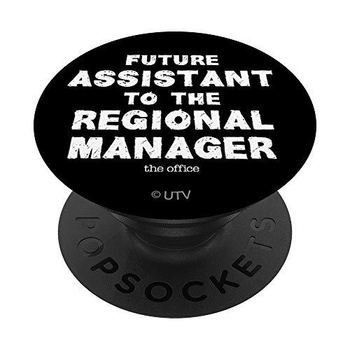 The Office Futuro asistente del gerente regional PopSockets PopGrip Intercambiable