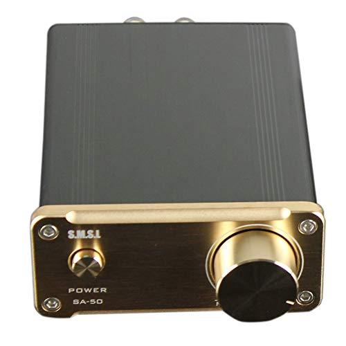 SMSL SA-50 2x50W Hi-Fi Stereo Verstärker Amplifier