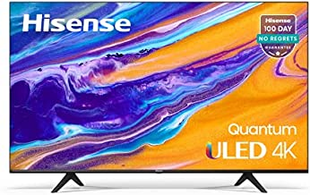 Hisense ULED 4K Premium 65U6G Quantum Dot QLED Series 65-Inch Android Smart TV with Alexa Compatibility (2021 Model)