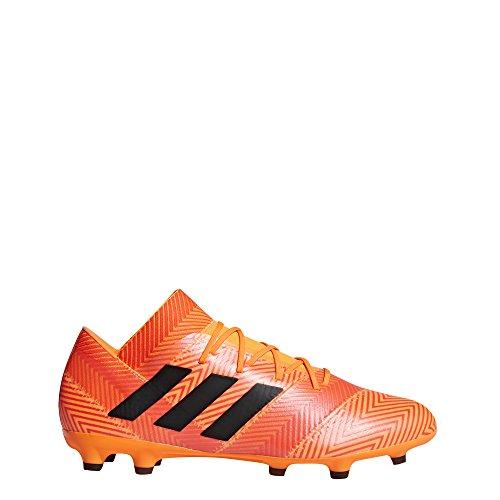 adidas Herren Nemeziz 18.2 Fg Fußballschuhe, Orange (Mandar/Negbás/Rojsol 000), 40 2/3 EU