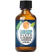 Good Sleep Blend Essential Oil - 100% Pure Therapeutic Grade Good Sleep Blend Oil - 60ml
