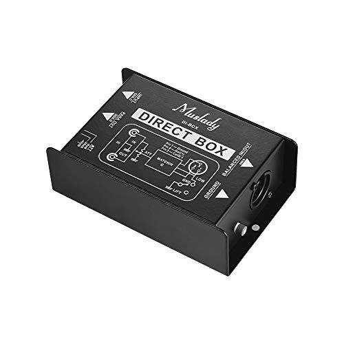 caja de injecci/ón directa pasiva Pronomic PDI-10 DI-Box pasivo