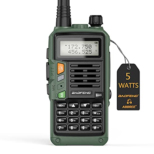 BaoFengUV-S9Plus Ham Two Way Radio with 2200 mAh Battery and USB Charger Cable Walkie Talkie. Buy it now for 33.99
