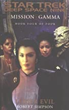 Mission Gamma Book Four: Lesser Evil (Star Trek: Deep Space Nine - Mission Gamma)
