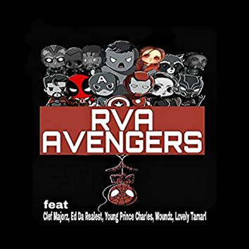 Rva Avengers (feat. Ed da Realist, Young Prince Charles, Woundz & Lovely Tamarl)