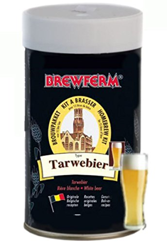 Brewferm Malto amaricato tarwebier-bière Blanche kg. 1,5-Enologia Malti, Multicolore, Unica