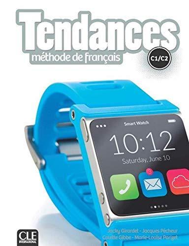 Tendances C1/C2. Livre de l'élève + DVD-ROM