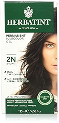 Herbatint Permanent Herbal Haircolor Gel