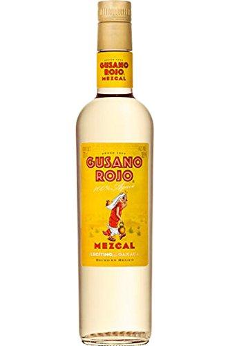 Gusano Rojo Mezcal 0,7 L