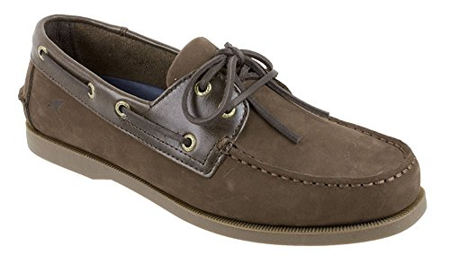 Rugged Shark Boat Shoes