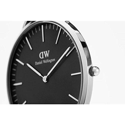 『CLASSIC BLACK新品Daniel Wellington ダニエル ウェリントン レディース腕時計 クラッシー 本革 腕時計 ピンクゴールド 36mm [並行輸入品]』の4枚目の画像