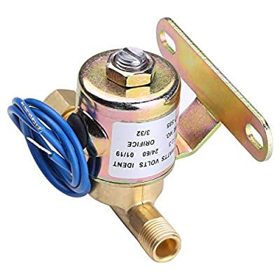 IDEASURE Solenoid Valve for Furnace Humidifier - Replacement 4040 Water Valve for Aprilaire Humidifier, Solenoid Valve for Aprilaire 500 600 700 550 560 760 Whole House Humidifier, 24V 2.3W