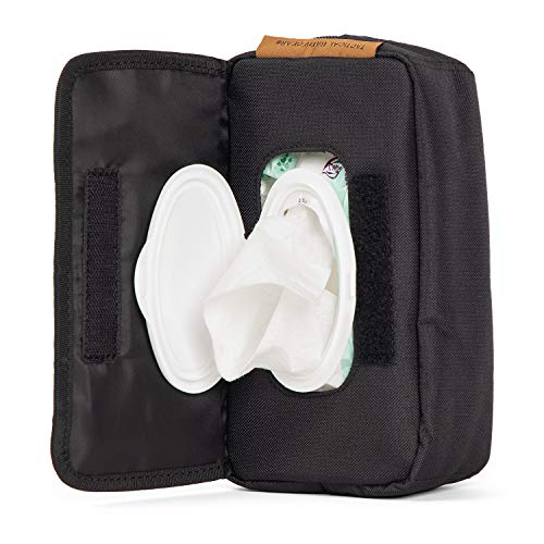 Tactical Baby Gear MOLLE Baby Wipe Pouch 2.0 (Black)