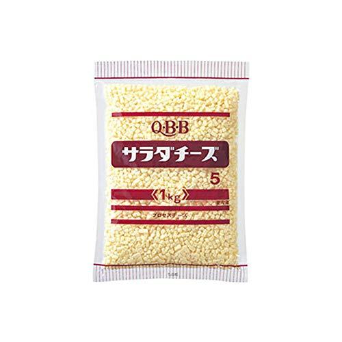 QBB『ナチュラルチーズ ダイスカット サラダチーズ』