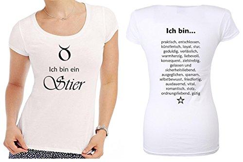 Sternzeichen T-Shirt Damen