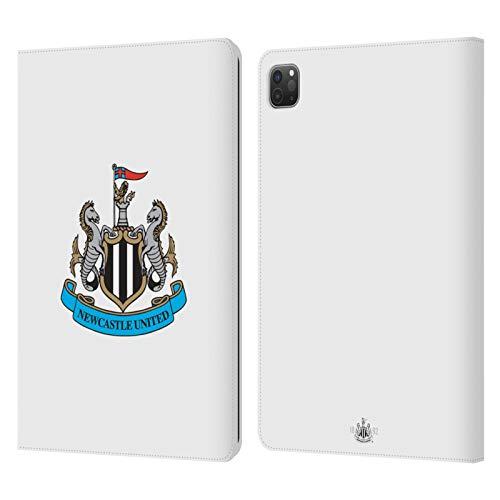 Head Case Designs Licenciado Oficialmente Newcastle United FC NUFC Cambiar Vollfarbig Kit de Cresta Carcasa de Cuero Tipo Libro Compatible con Apple iPad Pro 11 (2020/2021)