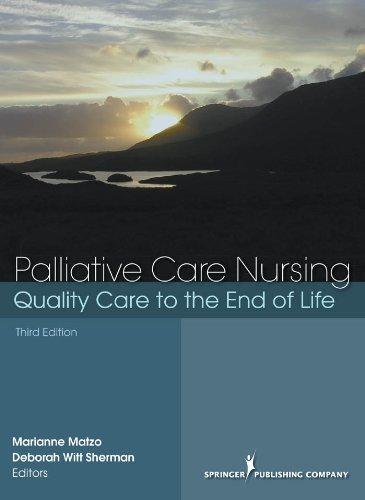 41c0JwnhxPL - Palliative Care Nursing: Quality Care to the End of Life