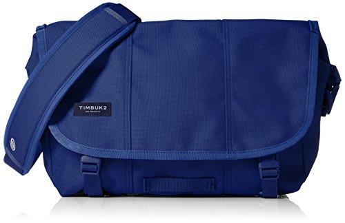 Timbuk2 1108-2-1042 Herren & Damen Tasche, Classic Messenger Bag, Umhängetasche, Schultertasche, Kurriertasche, 27x41x13 Blue Wish (Blau), S