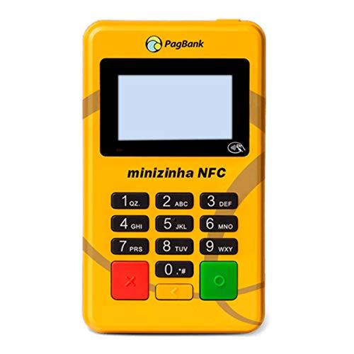 Nova Minizinha NFC PagSeguro, receba suas vendas com cartão de débito ou credito na hora, sem aluguel ou mensalidade