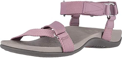 Vionic Women's Rest Candace Backstrap Sandal - Ladies Sandals with Concealed Orthotic Arch Support