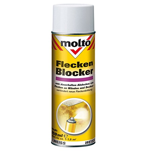 Molto Fleckenblocker Spray, weiss 250 ml