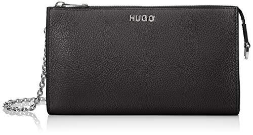 HUGO Damen Victoria Minibag C-P 10224014, Schwarz (Black), 4.5x13x22.5 cm