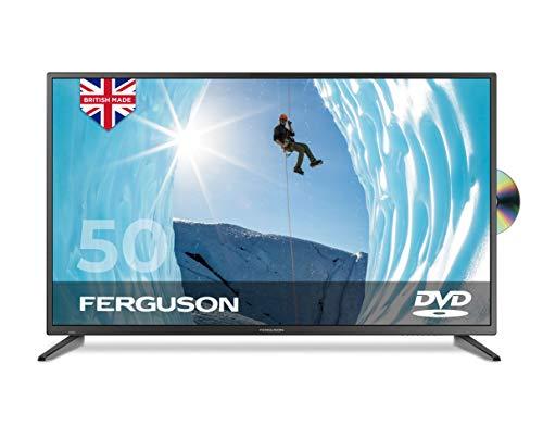 Ferguson F5020F 50 Inch Full HD LED TV/DVD