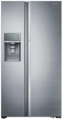 Samsung RH57H90707F frigorifero side-by-side Libera installazione Acciaio inossidabile 570 L A++