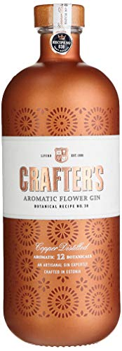 Crafters Aromatic Flower Gin 44,3% Vol. 0,7l