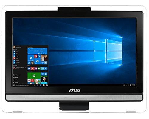 MSI Pro 20E 4BW-204EU Desktop-PC (Intel Braswell N3160, 4GB RAM, 1TB HDD, Intel HD Graphics, Win 10 Home) schwarz