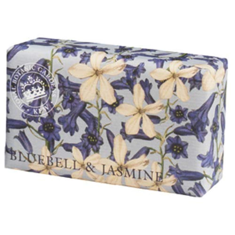English Soap Company イングリッシュソープカンパニー KEW GARDEN キュー?ガーデン Luxury Shea Soaps シアソープ Bluebell & Jasmine ブルーベル&ジャスミン