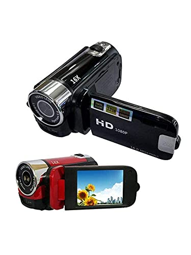 Full HD 1080P Professional ABS DV Digital Camcorder Video Camera with 270 Degree Rotation