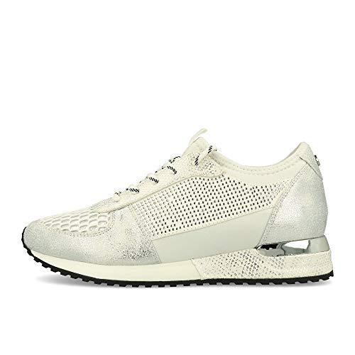 La Strada 1904004 Sneakers Cracked Silver