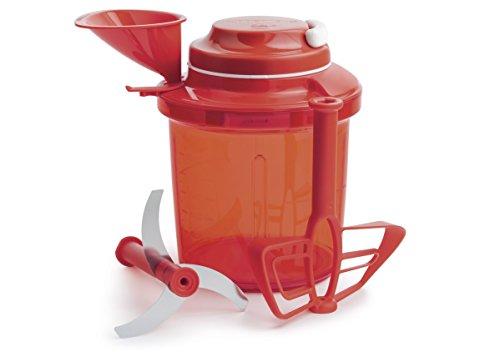 Tupperware© Extra Chef batidora Rojo