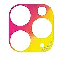 i's Deco for iPhone 11 Pro/11 Pro Max (ネオンカラー YELLOW)