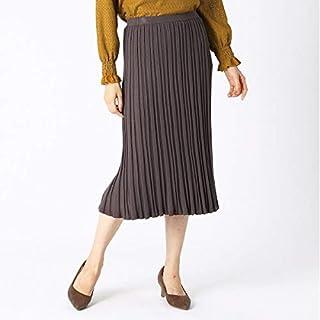 コムサイズムレデイス(COMME CA ISM) ランダムプリーツニットスカート